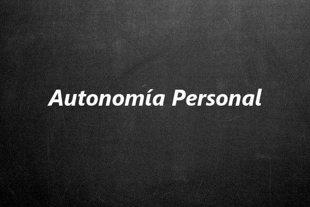 Escuela de Promoción de Autonomía Personal