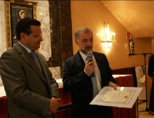 Entrega de Premios Mayores 2009