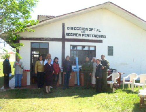 Cárcel de mujeres en Bolivia
